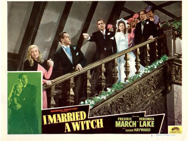 Classic Cinema Spotlight: I Married A Witch