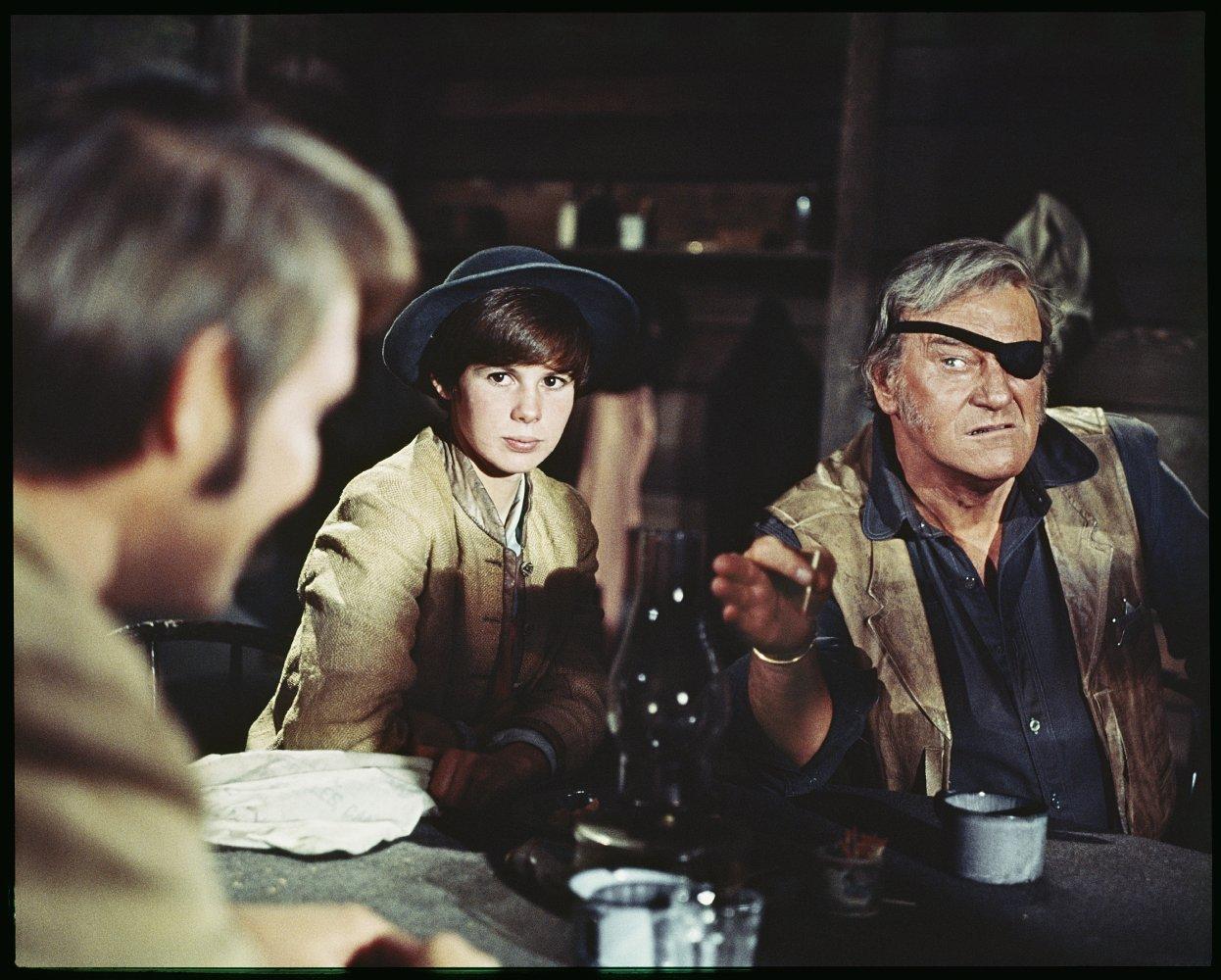 True Grit! (1969)