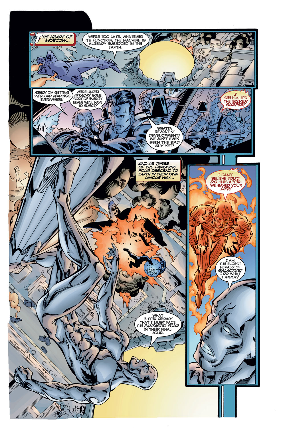 Read online Avengers (1996) comic -  Issue #12 - 12