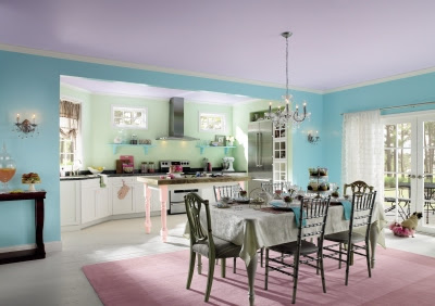 2012 paint colour trends
