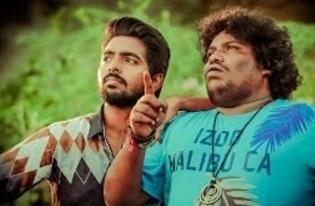 Sema tamil movie shooting spot stills   G V prakash kumar   yogi babu