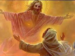 Resultado de imagen de Los brazos de bienvenida de Jesús siempre están abiertos.
