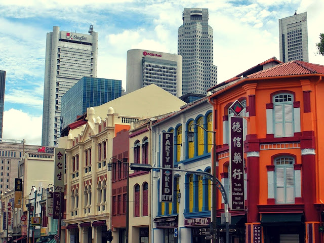 Top 10 Things To Do On A City Break In Singapore