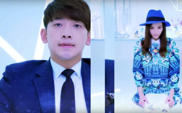 Rain and Tiffany Tang Yan in Diamond Lovers