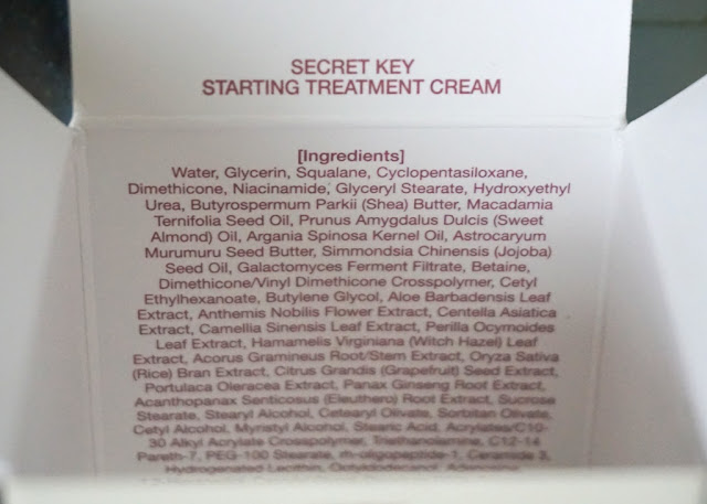 Secret Key Starting Treatment Cream (bellanoirbeauty.com)