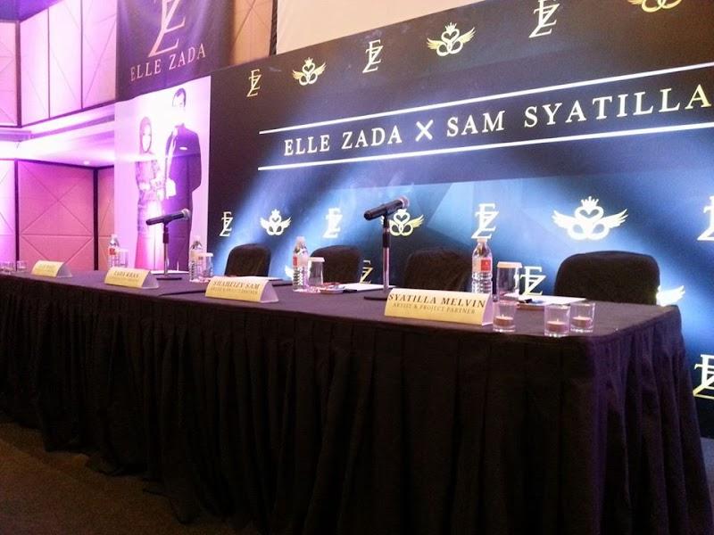 Elle Zada x Sam Syatilla Projek Kolaborasi Raya 2016   Ini Barulah Champion !