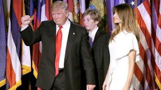 """El presidente electo apeló a la unidad norteamericana y dijo que es hora de """"sanar"""" las heridas que dejó """"una larga y dura campaña política"""""""