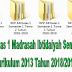 RPP Kelas 1 Madrasah Ibtidaiyah Semester 1 Kurikulum 2013 Tahun 2018/2019 - Suka Madrasah