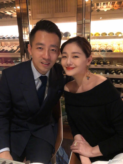 Barbie Hsu pregnant with baby #3