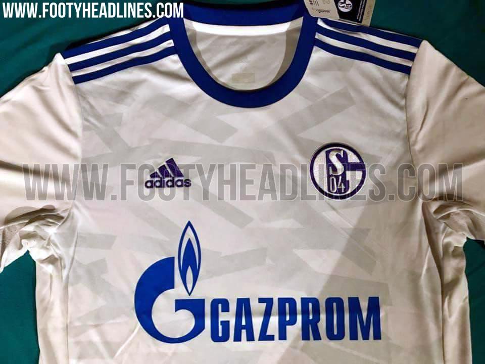 Maillot FC Schalke 04 nouvelle