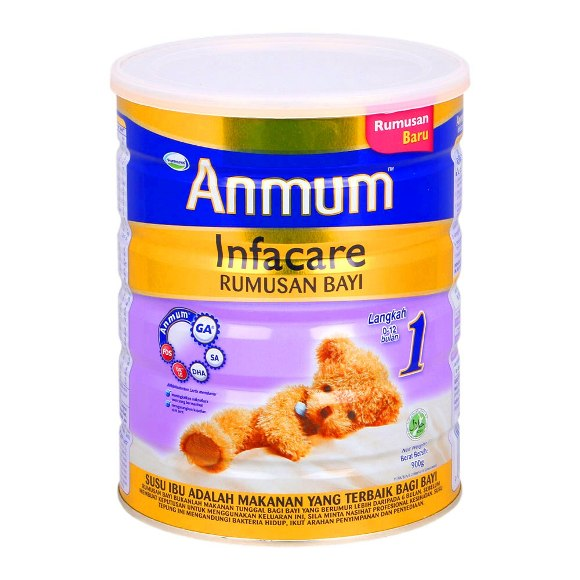 Anmum Infacare Step 1 900g