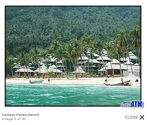 Full Moon Party Dates -Centara Pariya Resort