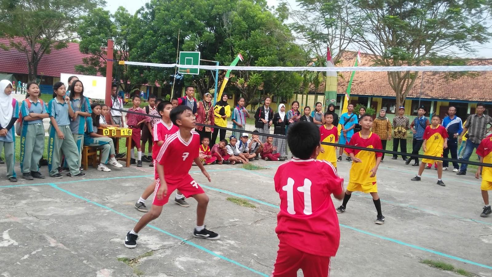Program Kerja Osis Bidang Olahraga Bola