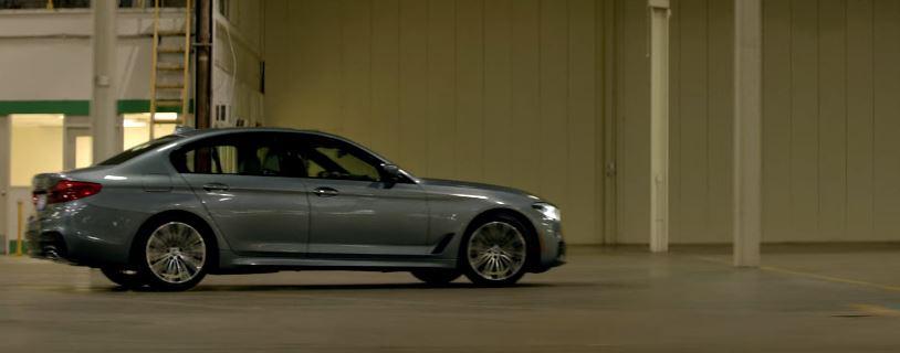Canzone BMW pubblicità  Serie 5 The Escape - Musica spot Ottobre 2016