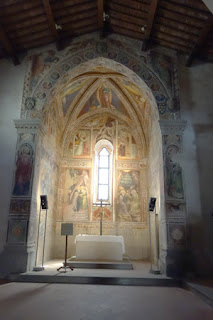 Oratory of Saint Antonio Abate fresco
