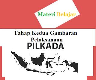 Tahap Kedua Gambaran Pelaksanaan Pilkada Pada Pemilu Di Indonesia