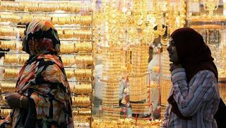 صدمات ومفاجأت سوق الذهب الاردنى اليوم