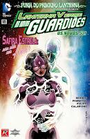Os Novos 52! Lanterna Verde - Os Novos Guardiões #18