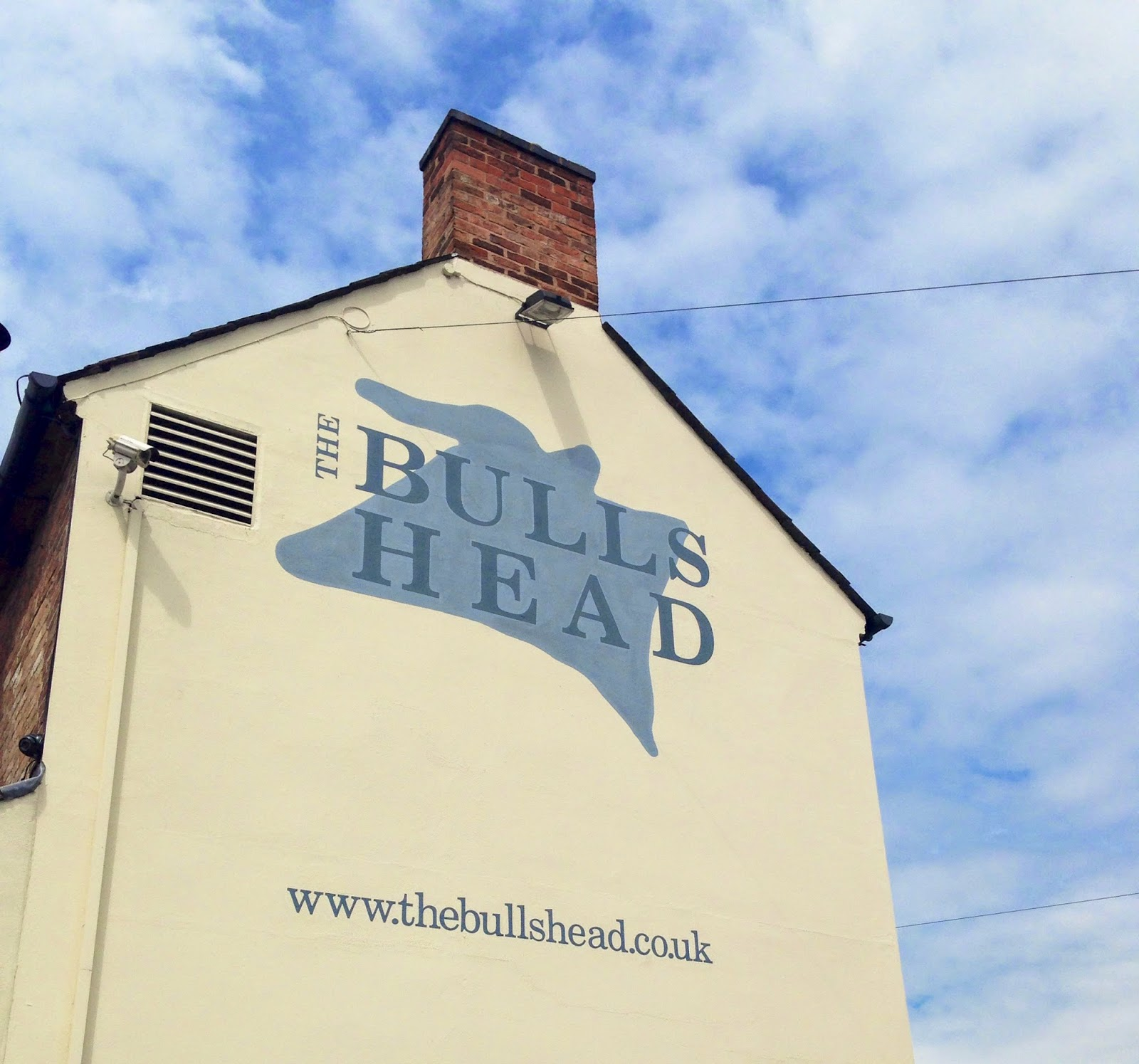 The Bulls Head, Repton from the outside