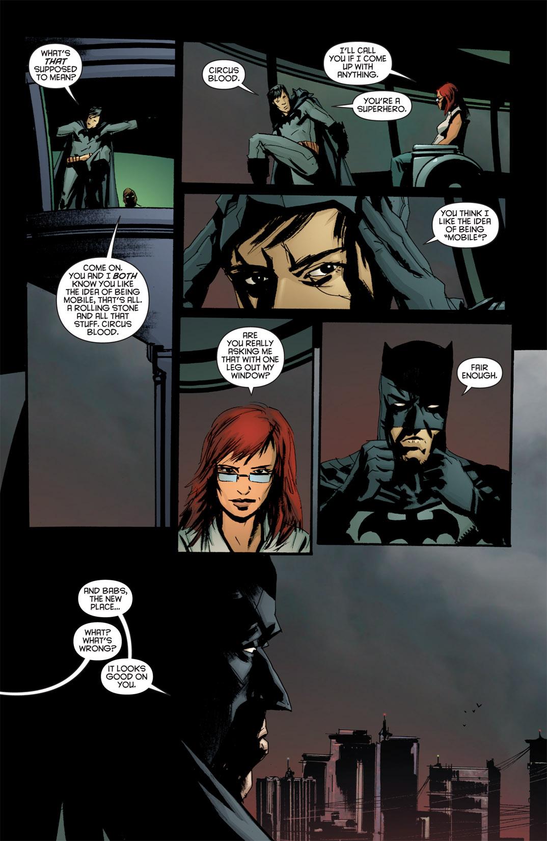 Detective Comics (1937) 872 Page 6