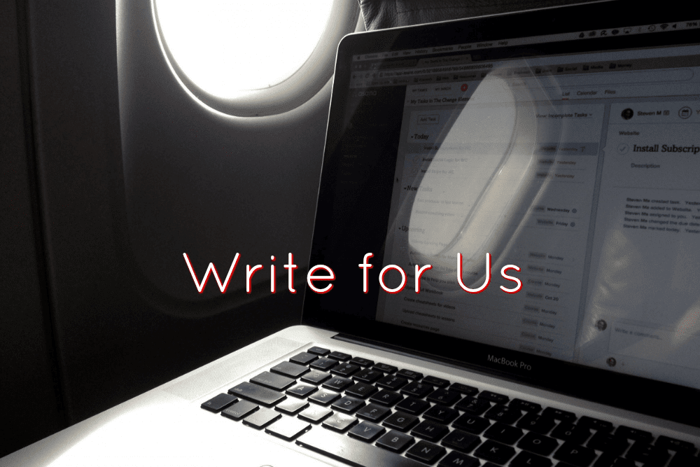 Write for us | Latest Information For Health And Fitness