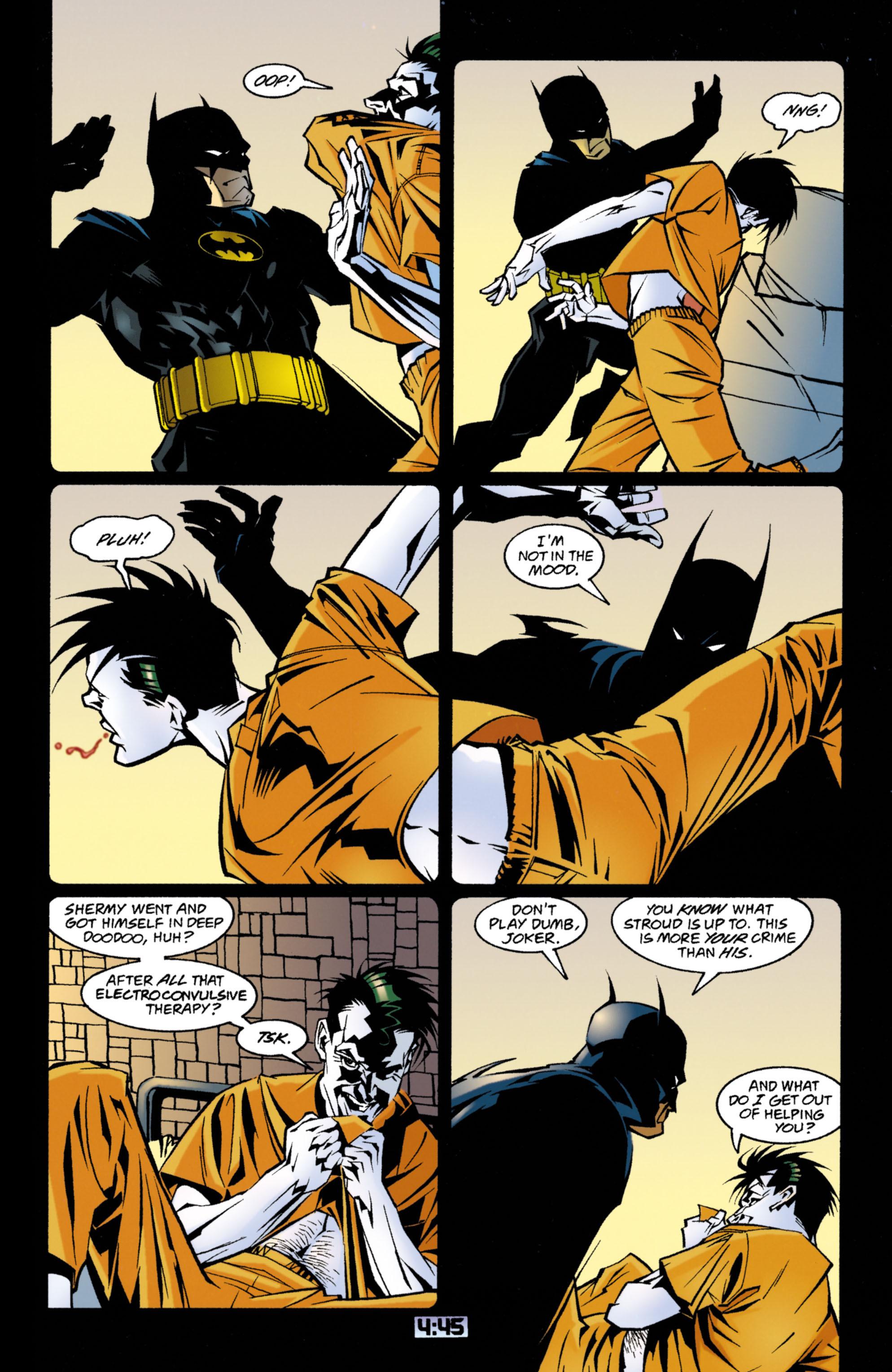 Detective Comics (1937) 726 Page 6