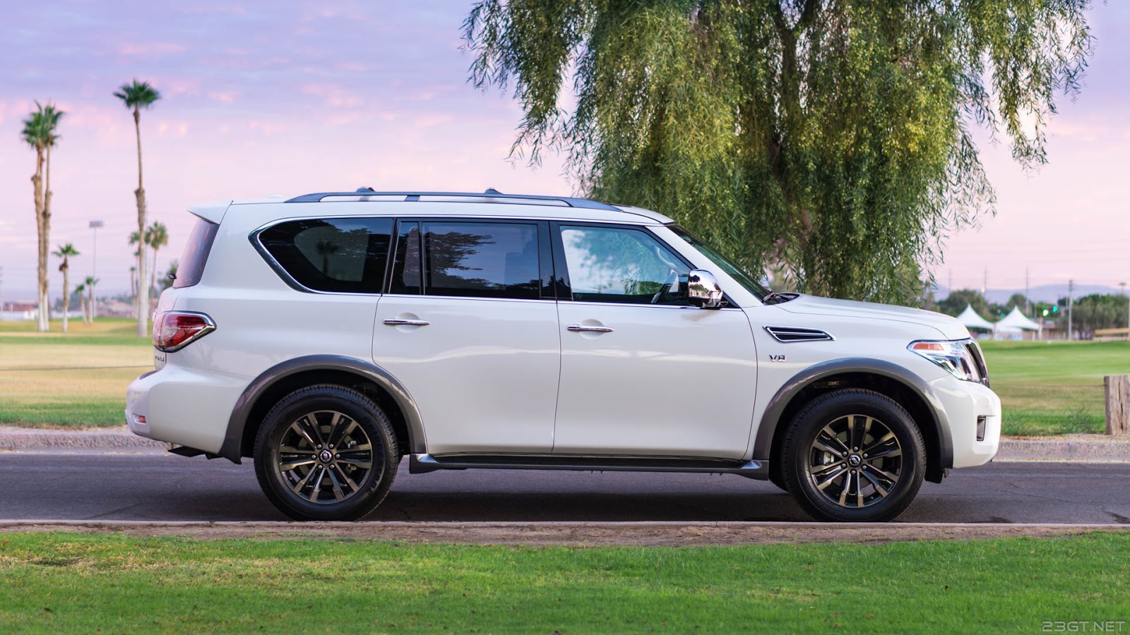 before i begin this post on the new nissan armada i have to be honest about something there may be some bias to this review that s for two reasons