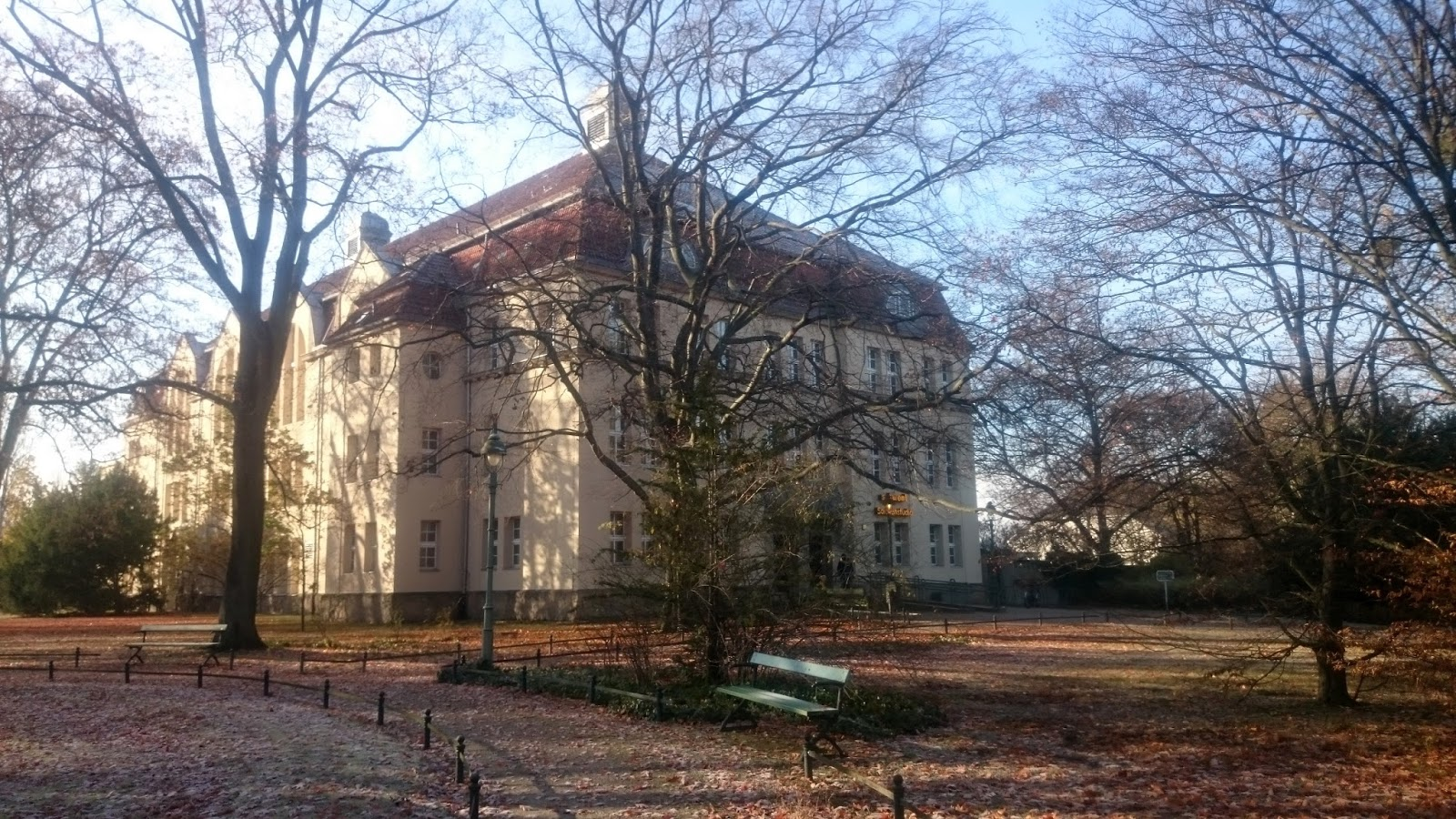 Iberty: Schwimmbad Berlin: Stadtbad Spandau Nord
