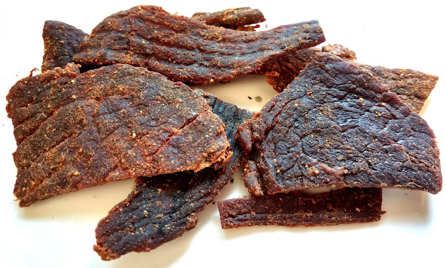 korean bbq beef jerky
