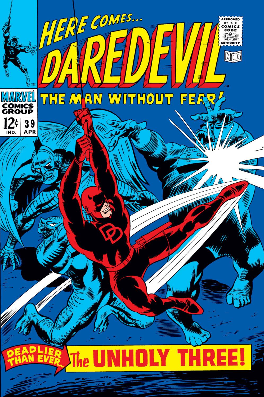 Daredevil (1964) 39 Page 0