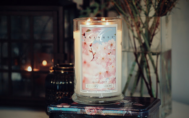 Kwiat wiśni w interpretacji Kringle - Cherry Blossom - Czytaj więcej »