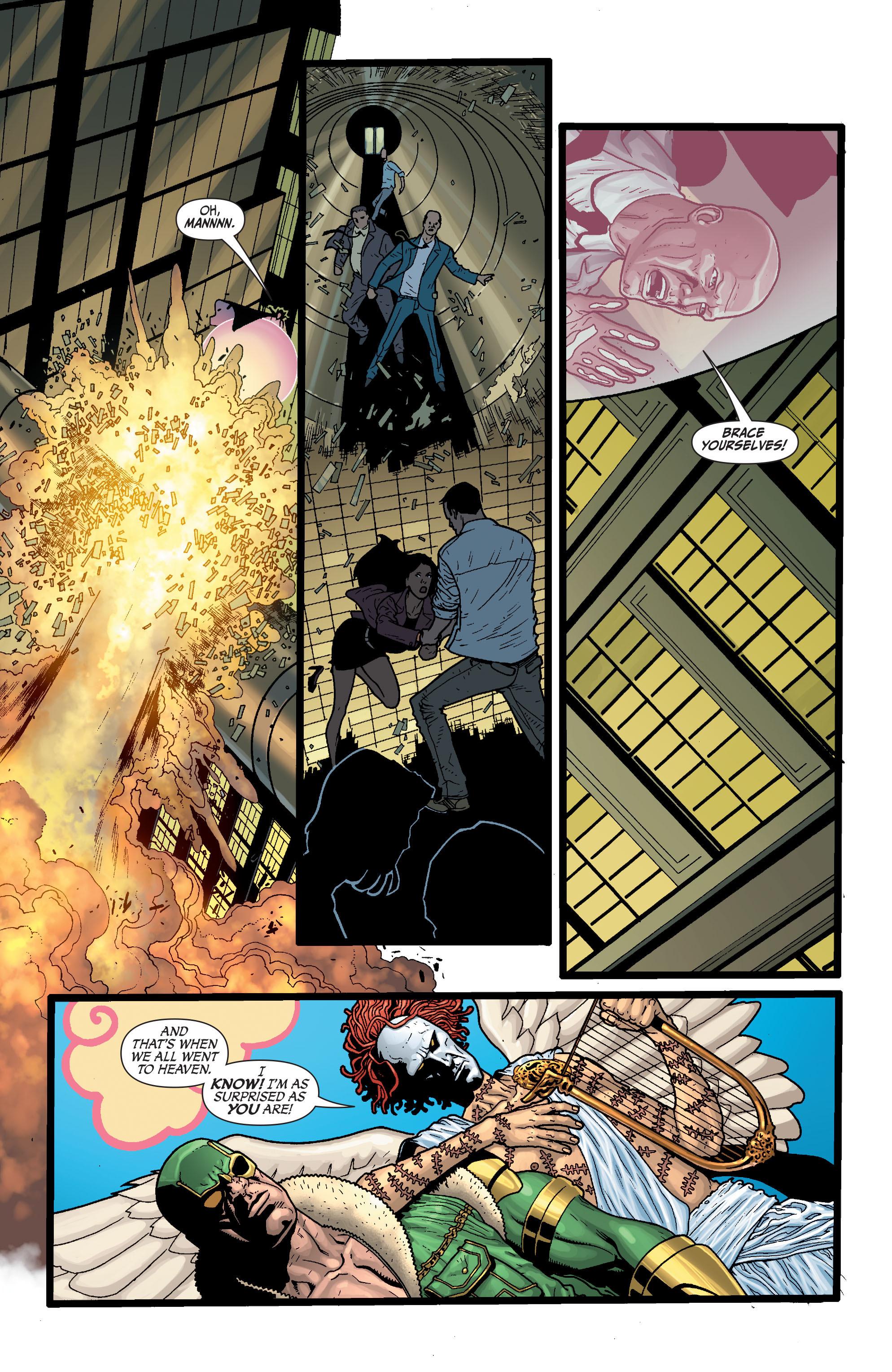 Read online Secret Six (2008) comic -  Issue #29 - 14