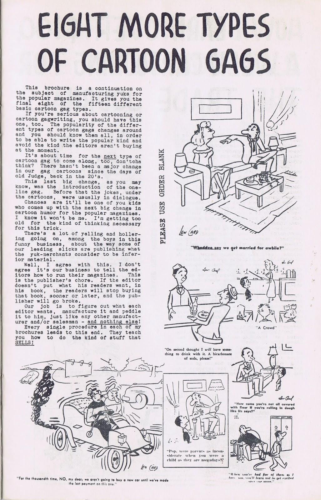 Mike Lynch Cartoons: Dick Buchanan's Cartoon File