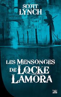 couverture du livre les mensonges de locke lamora