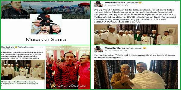 Kader Banteng Penghina Habib Rizieq Tewas Mengenaskan, Efek Mubahalah?