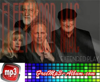 Fleetwood Mac Album Extended Play cover