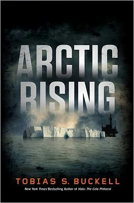 Review - Arctic Rising by Tobias S. Buckell - 4 Qwills