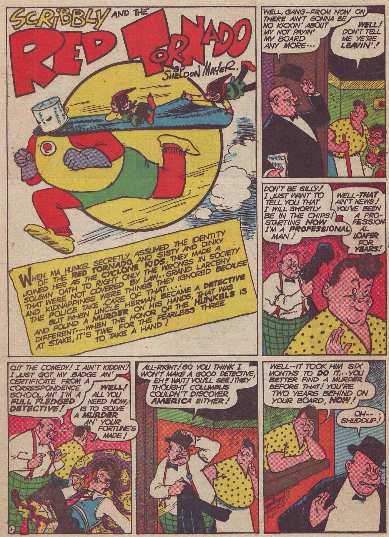 Read online All-American Comics (1939) comic -  Issue #37 - 33