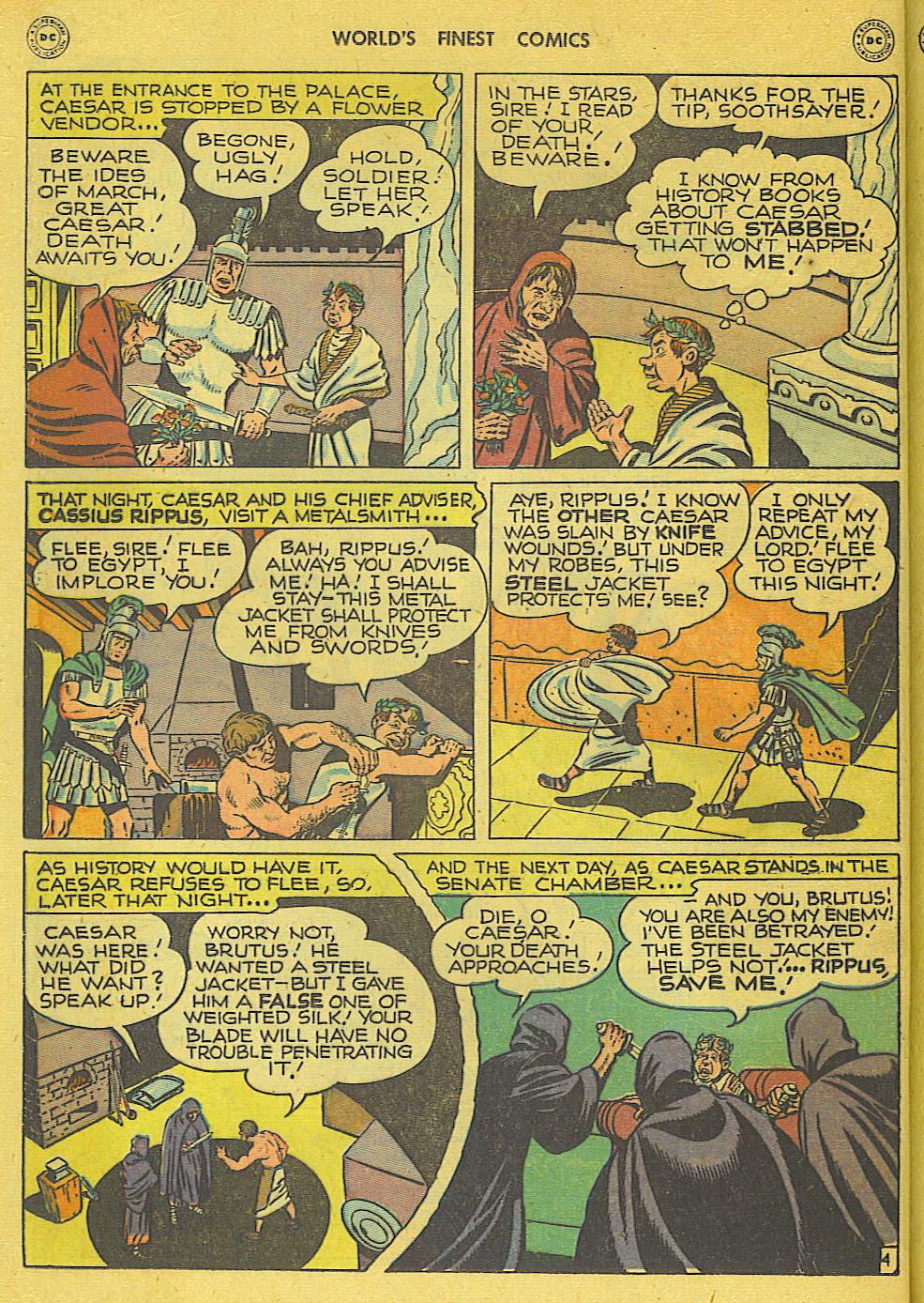 Read online World's Finest Comics comic -  Issue #34 - 30