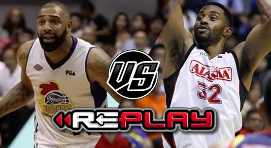 Video Playlist: Magnolia vs Alaska Game 1 Finals replay 2018 PBA Governors' Cup