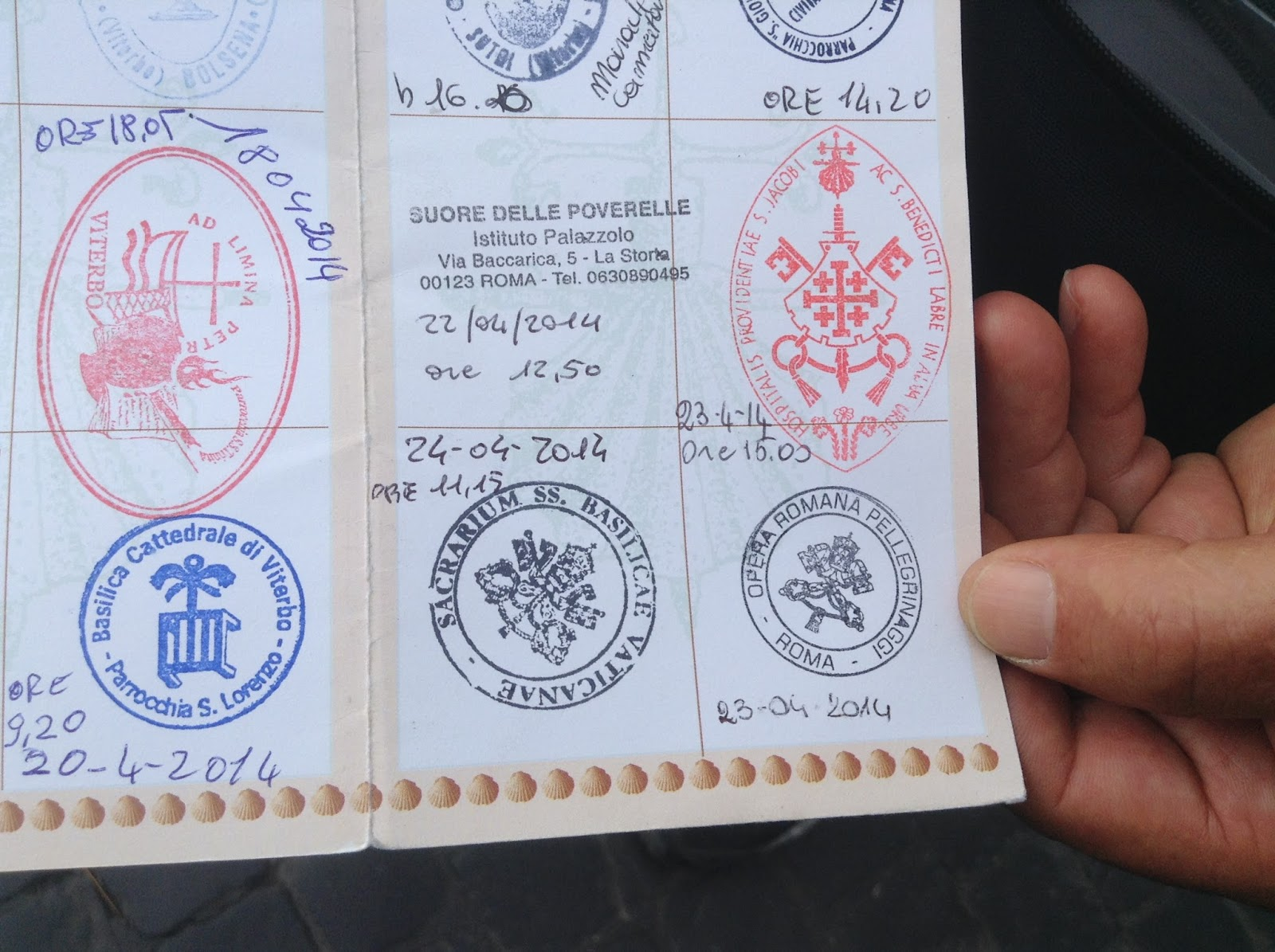 You Dont Get A Passport Stamp When Go To The Vatican And
