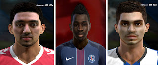 Mini Facepack v4 PES 2013 By Martim14