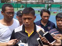 Danrem Cup Usai, Lapangan Tenis Korem Bersiap Lahirkan Atlet Handal