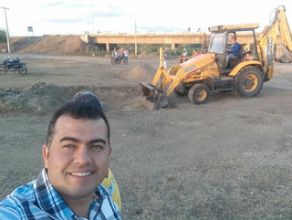 Em Barra de Stª Rosa, Prefeitura recupera poço de água de gasto