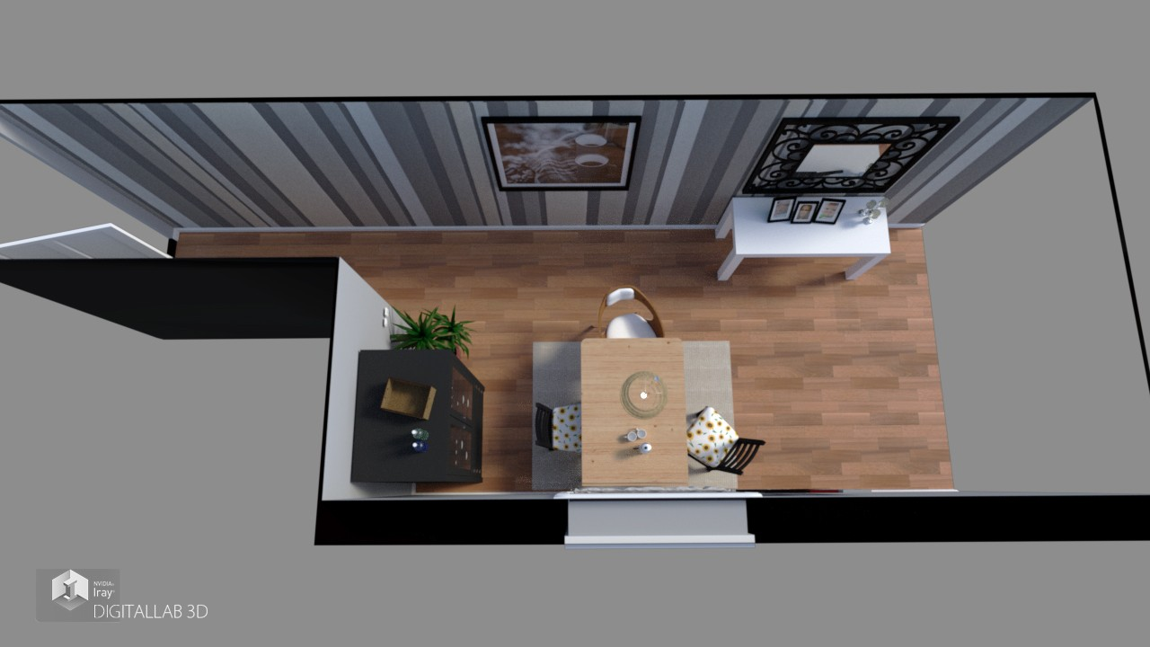 Download daz studio 3 for free daz 3d breakfast room for Living room 2 for daz studio