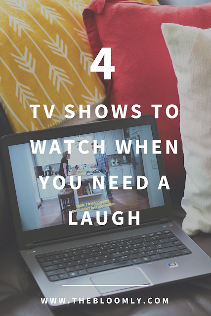 4 TV Shows to Watch When You Need to Laugh