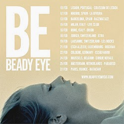 Conciertos de Beady Eye en Madrid y Barcelona