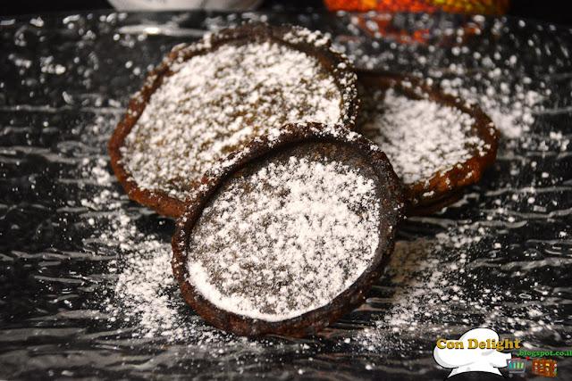 לביבות קינוח Dessert latkes