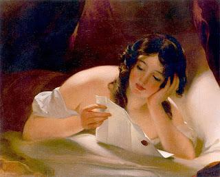 Thomas Sully - Любовное письмо