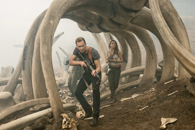 Kong: Skull Island Tomm Hiddleston and Brie Larson Image (31)